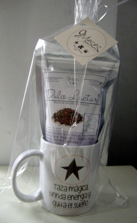 pack taza-te regalo